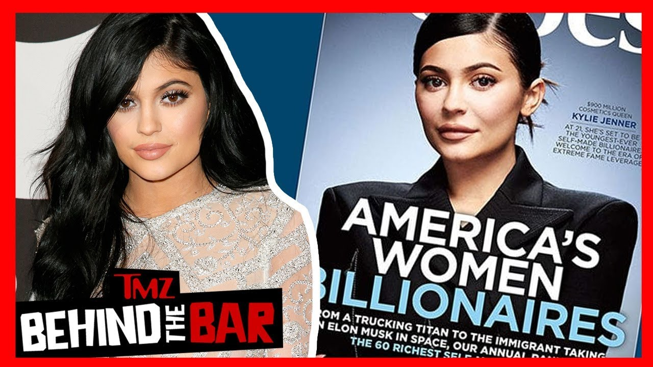 Is Kylie Jenner A Self Made Billionaire? | Behind the Bar