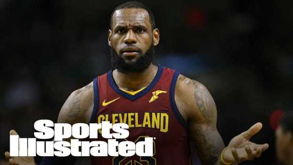 Isaiah Thomas Throws Shade At Cavs On National TV | SI NOW | Sports Illustrated