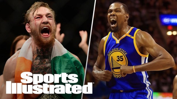 Kevin Durant's Great Play In Game 3 | SI NOW | Sports Illustrated