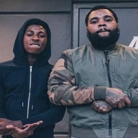 Kevin Gates & NBA Youngboy Link Up In The Studio