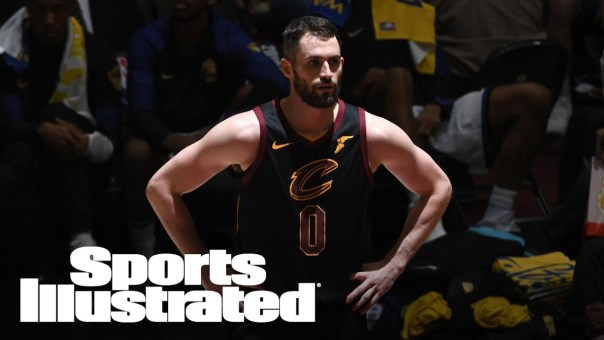 Kevin Love Wants To Remain In Cleveland With LeBron James | SI WIRE | Sports Illustrated