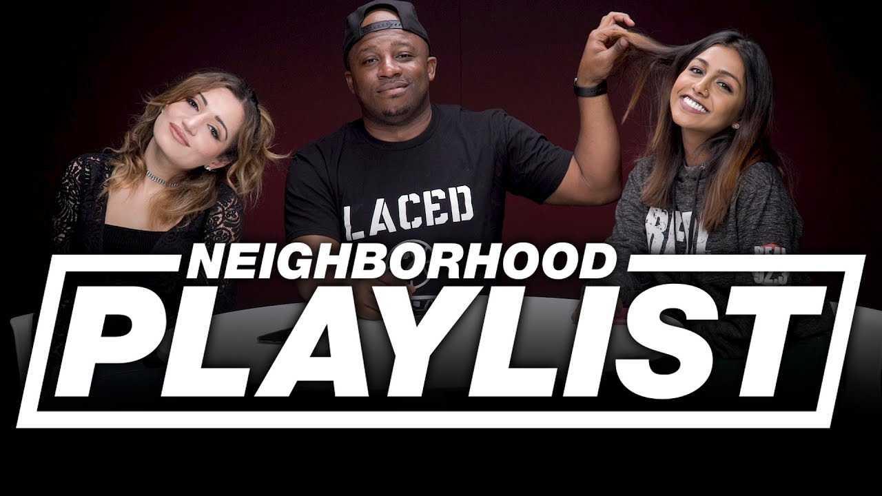 Kids See Ghosts vs Khalid vs Joe Moses | Neighborhood Playlist