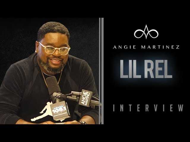 """Lil Rell talks Working With Kyrie Irving on Uncle Drew, """"Get Out"""" 2 + More!"""