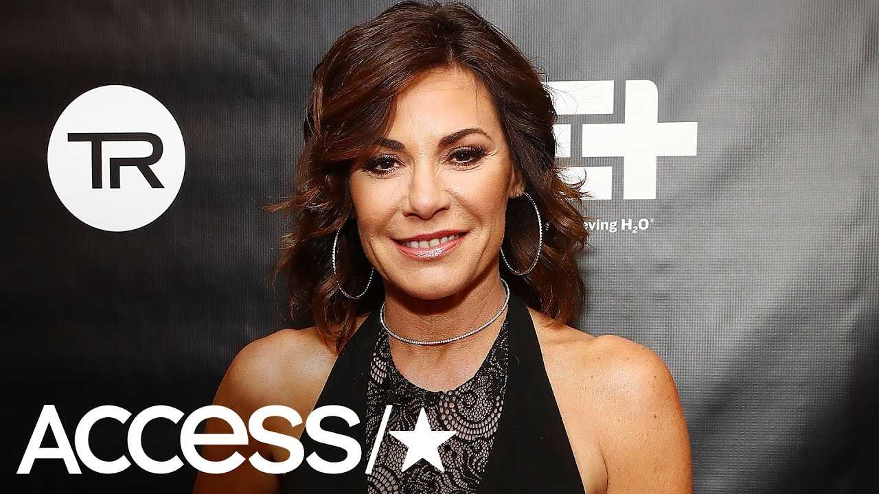 Luann De Lesseps Marks 6 Months Of Sobriety & Celebrates With Her Ex! | Access