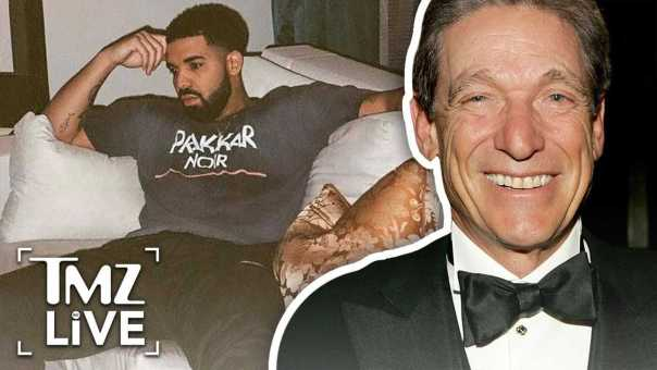 Maury: Hey Drake, YOU ARE THE FATHER!   TMZ Live