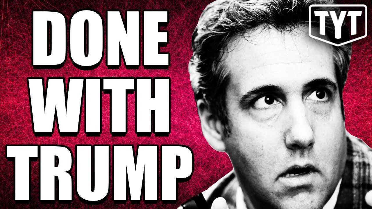 Michael Cohen DELETES Trump From Twitter