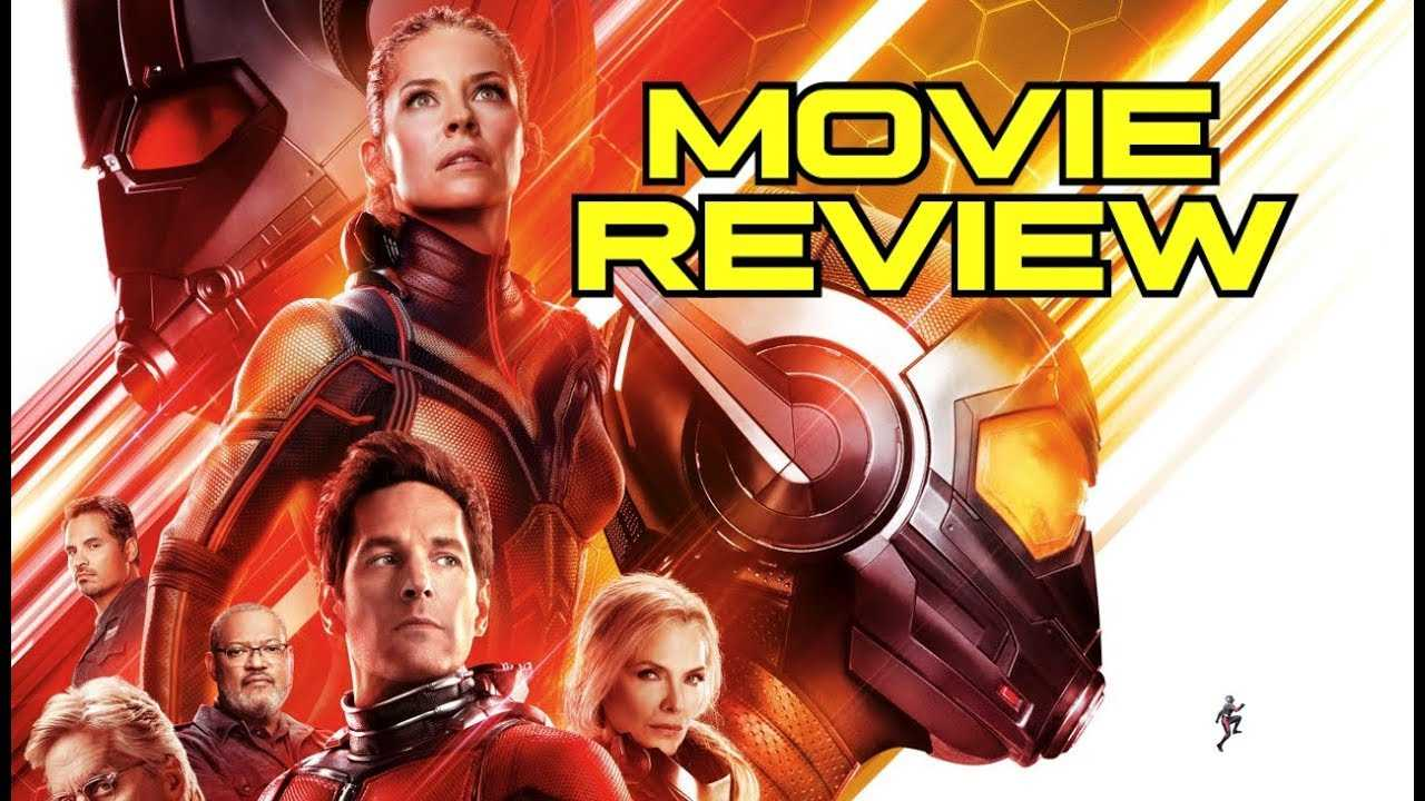 Movie Review: ANT MAN 2: ANT-MAN AND THE WASP (2018)