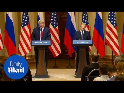 'Never been worse than it is now' Trump says on US-Russia relations - Daily Mail
