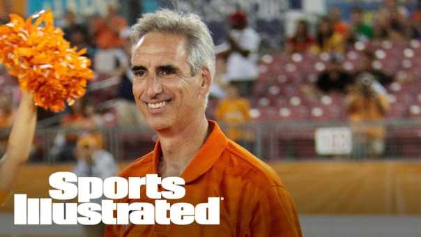 Oliver Luck Named XFL Commissioner, CEO | SI Wire | Sports Illustrated