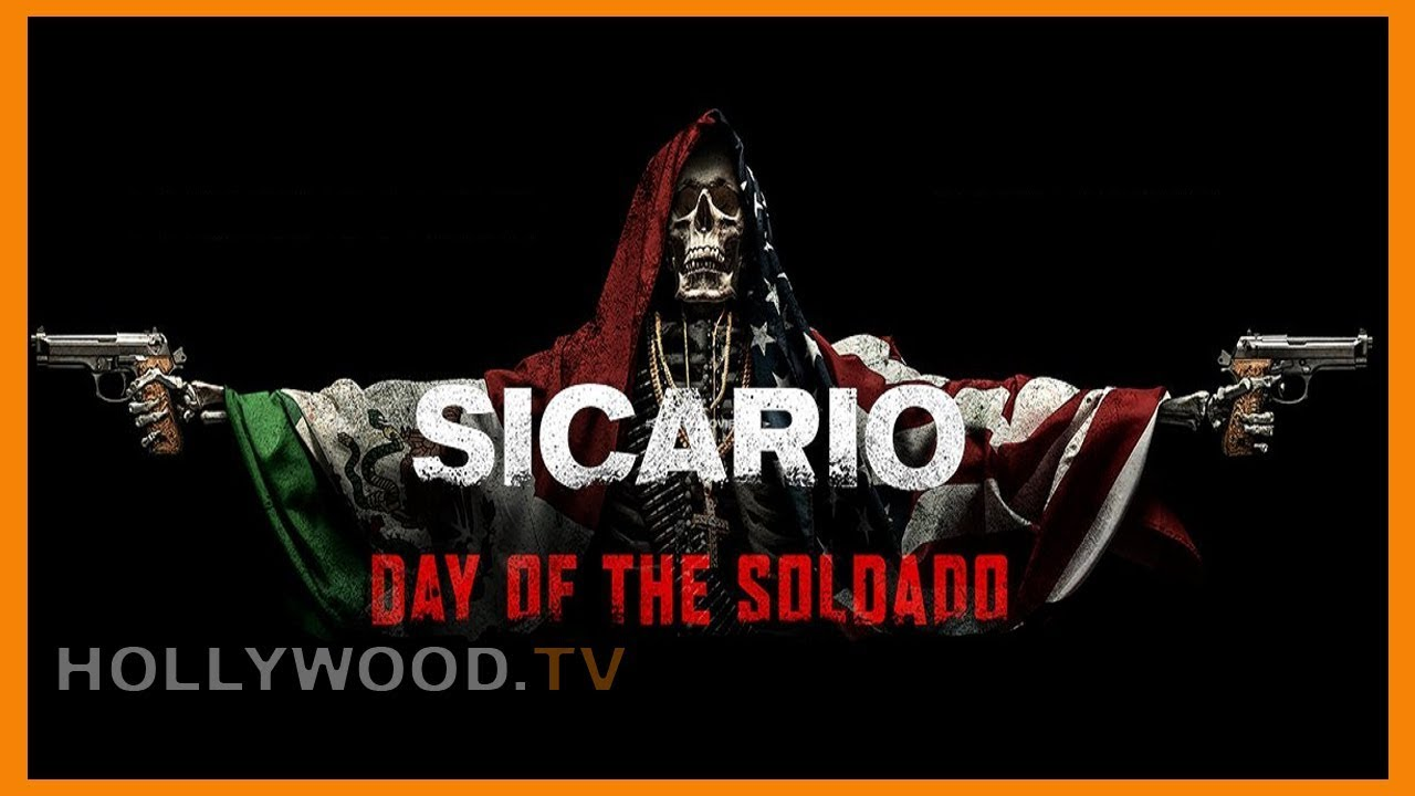 On the red carpet with the cast of Sicario 2 - Hollywood TV