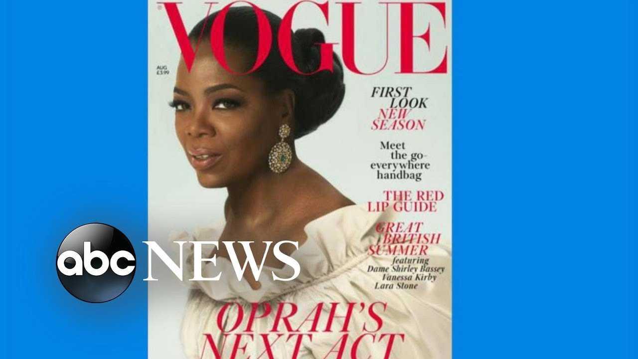 Oprah Winfrey explains why she's not running for president