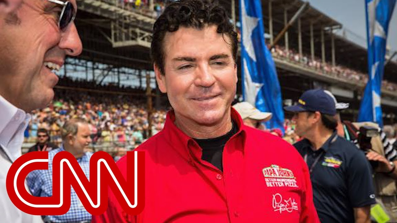 Papa John's founder apologizes for using N-word