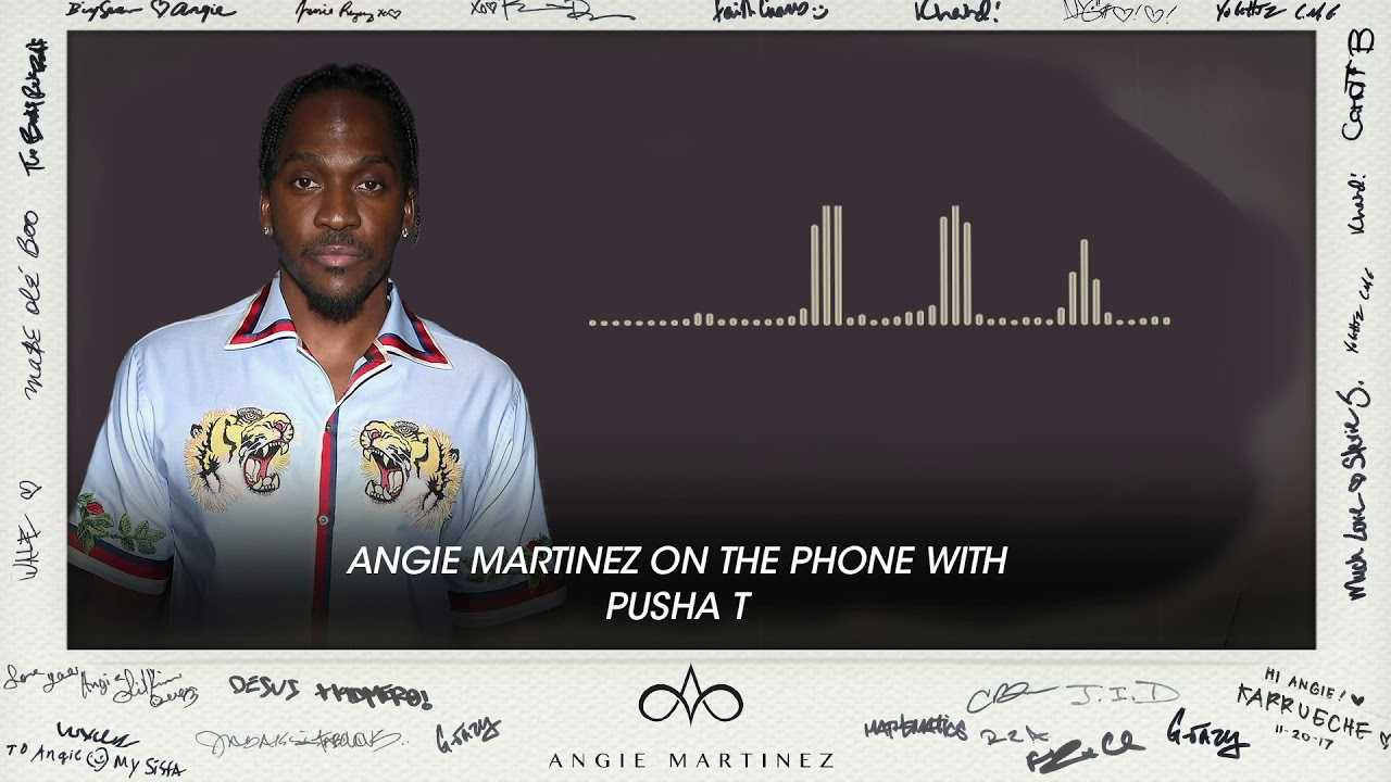 """Pusha T On Angie's RHOF Nomination: """"We're Breaking Barriers"""""""
