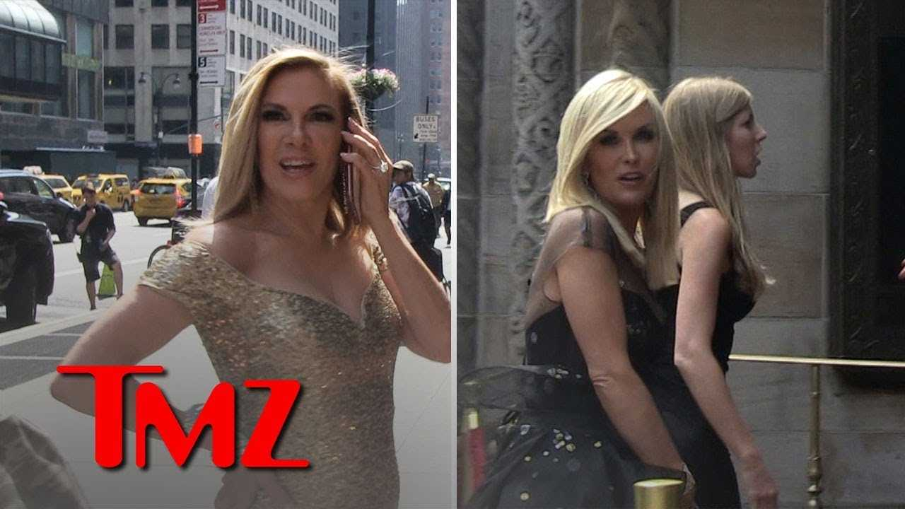 'RHONY' Cast Says Luann de Lesseps Will Be Missed During Reunion Taping | TMZ