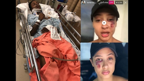 Rich The Kid girlfriend 'Tori Brixx' Denies that she LINED him up to get Robbed at her Crib!