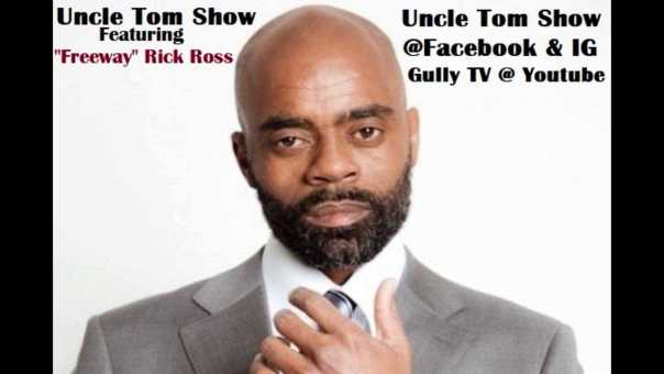 RIck Ross UNCLE TOM SHOW INTERVIEW TALKING ABOUT COCAINE