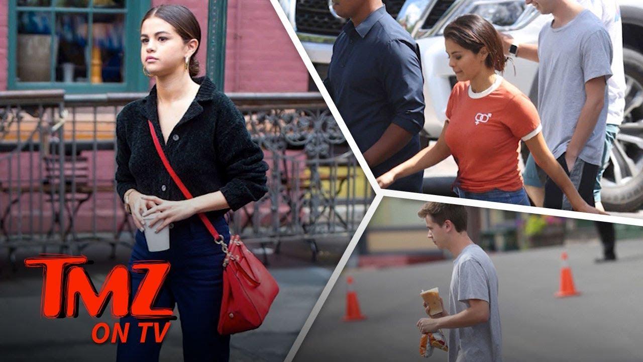 Selena Gomez Has A New MUCH Younger Boyfriend?! | TMZ TV