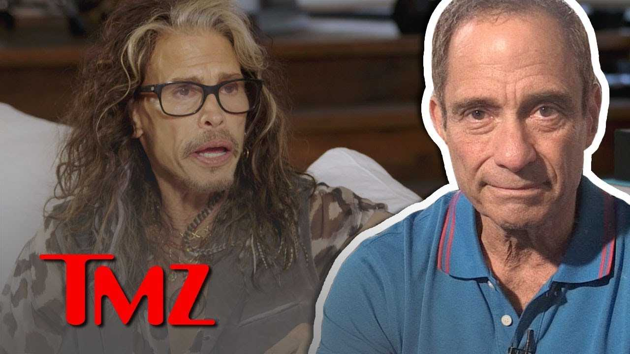 Steven Tyler Sits Down With Harvey Levin To Discuss His Life | Objectified