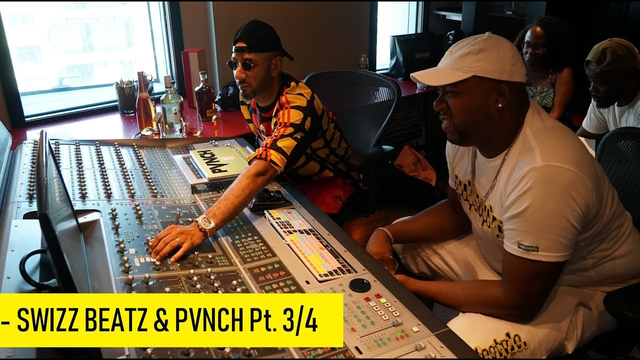 Swizz Beatz On His Dynamic With Alicia Keys & Mashonda Compared To Will Smith & Jada Pinkett Smith