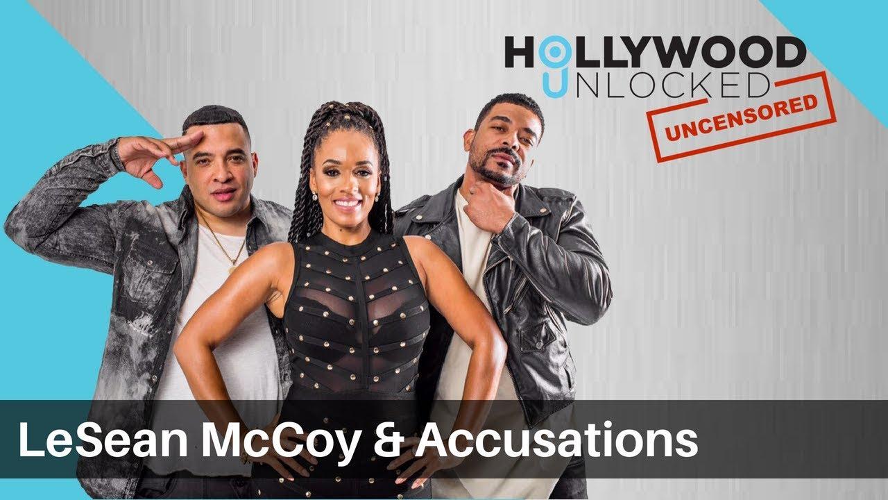 Talking LeSean McCoy & Accusations Damaging Reputation on Hollywood Unlocked [UNCENSORED]