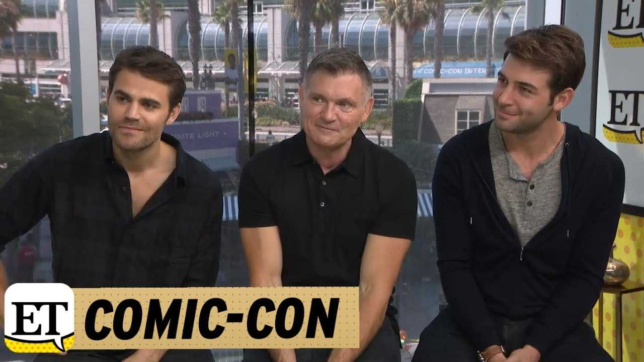 Tell Me A Story Creator And Cast Interview   Comic-Con 2018