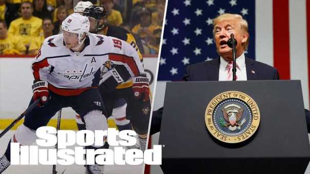 The Caps' Game 4 Win, Why Is The NFL Such A Central Topic For Trump? | SI NOW | Sports Illustrated