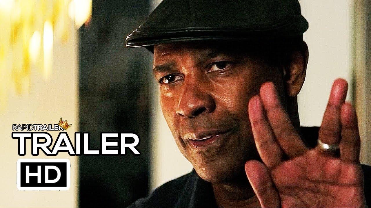 THE EQUALIZER 2 Official Trailer #2 (2018) Denzel Washington Action Movie HD