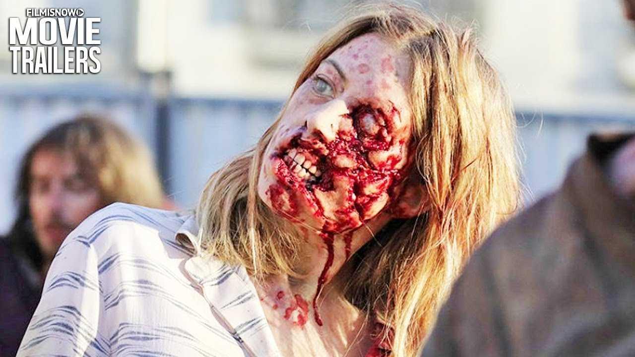 THE NIGHT EATS THE WORLD Trailer NEW (2018) - Dominique Rocher Zombie Movie