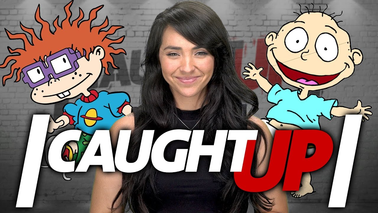 The Rugrats Are Coming Back BAYBEE!! | Caught Up w/ Natalia Perez