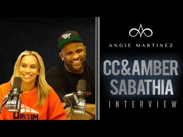 The Sabathias talk Celebrity Charity Game, #Vote4Angie + Fat Joe Calls In