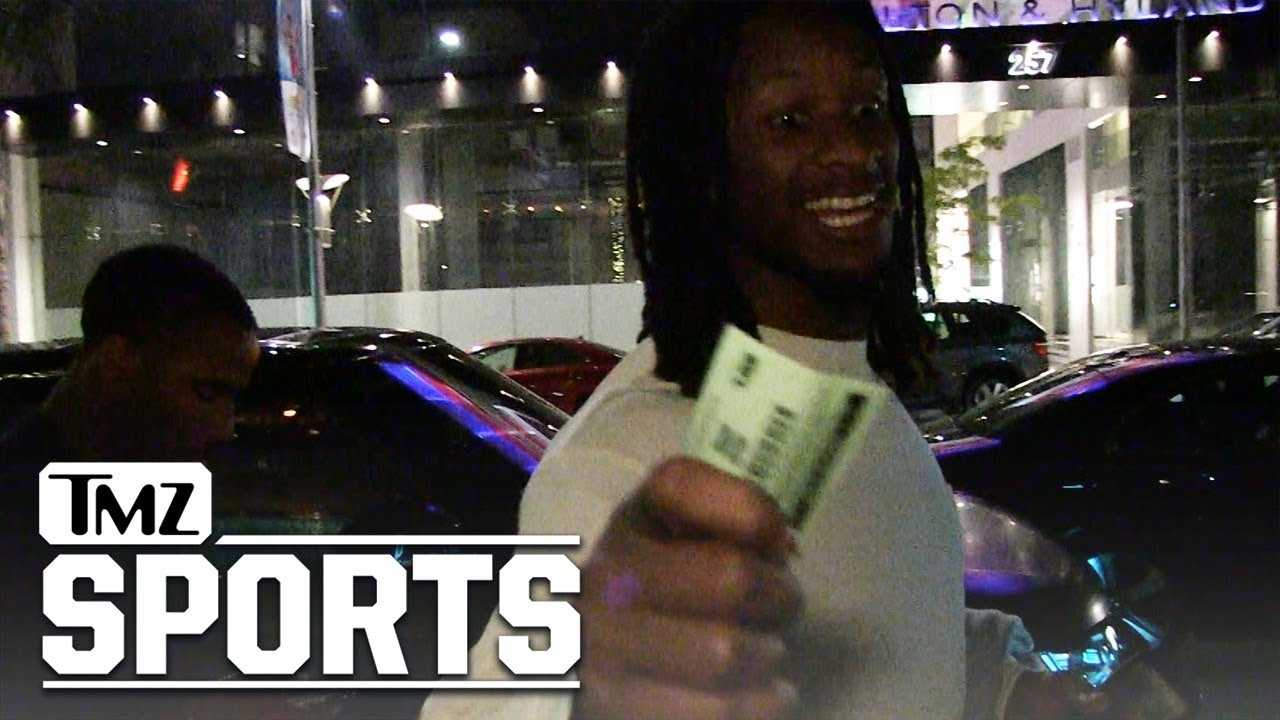Todd Gurley Says NFL Player Strike's On the Table to Get Guaranteed Contracts | TMZ Sports