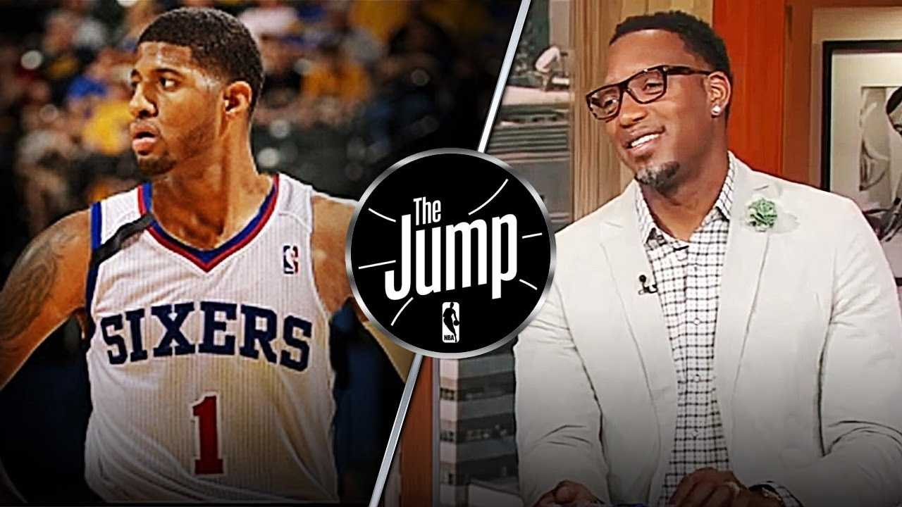 Tracy McGrady On Where Paul George Should Target This Free Agency | The Jump