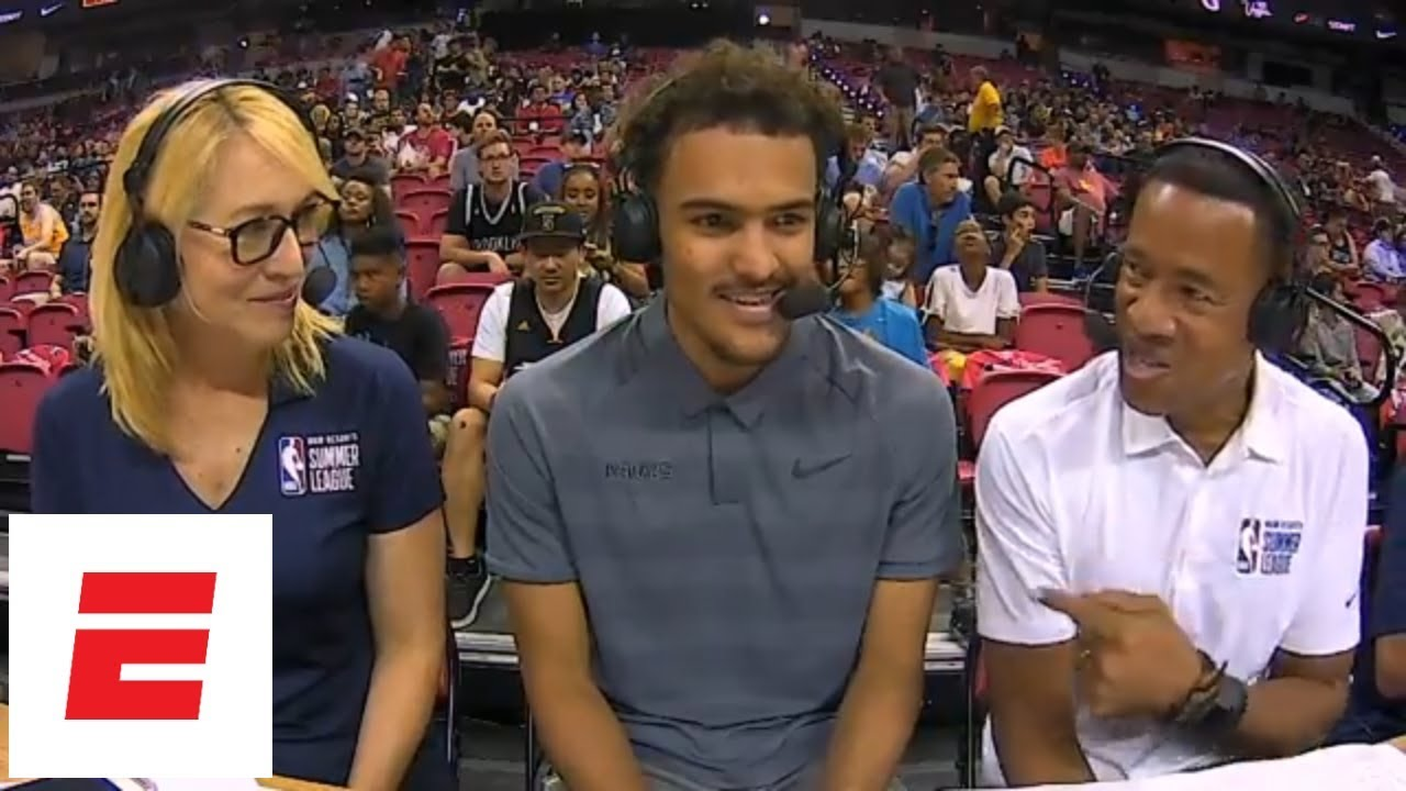 Trae Young knows NBA journey with Atlanta Hawks is a 'process' | ESPN