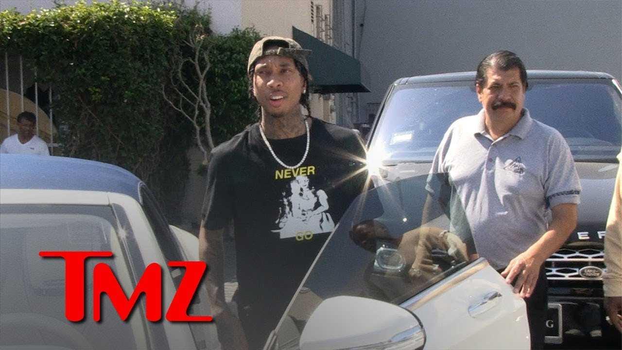 Tyga's Cool with Wiz Khalifa's 'Eyes Lookin' Korean' Lyric   TMZ