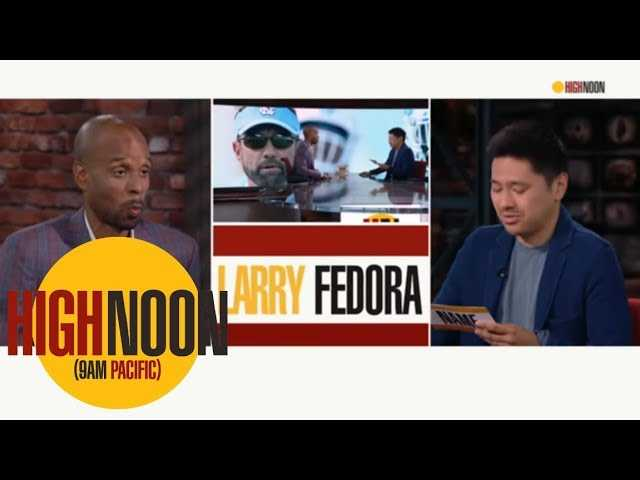 UNC coach Larry Fedora questions evidence linking CTE and football | High Noon | ESPN