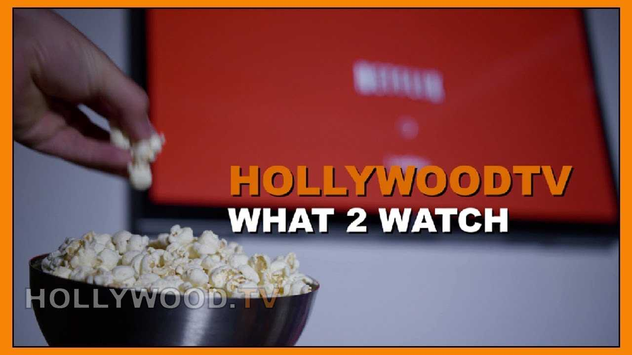 What to Watch this Week - Hollywood TV