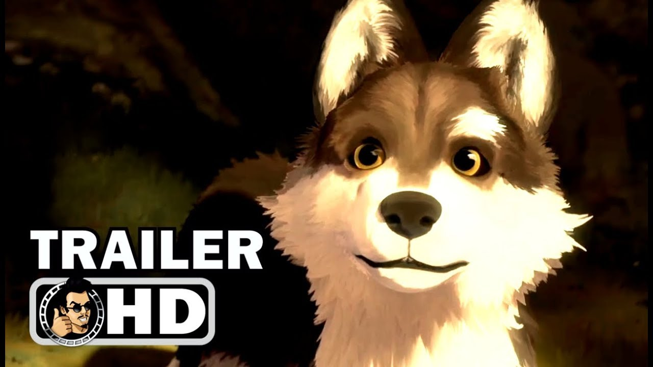WHITE FANG Trailer (2018) Netflix Animated Movie