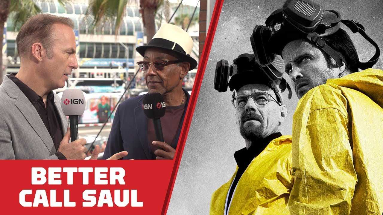 Who From Breaking Bad Should Join Better Call Saul? - Comic Con 2018