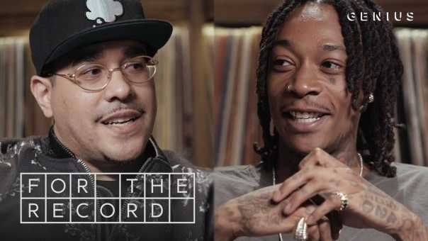 Wiz Khalifa Discusses 'Rolling Papers 2,' MMA Training, & Amber Rose | For The Record