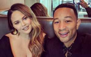 Chrissy Teigen Shares Adorable Video of John Legend Rocking Baby…