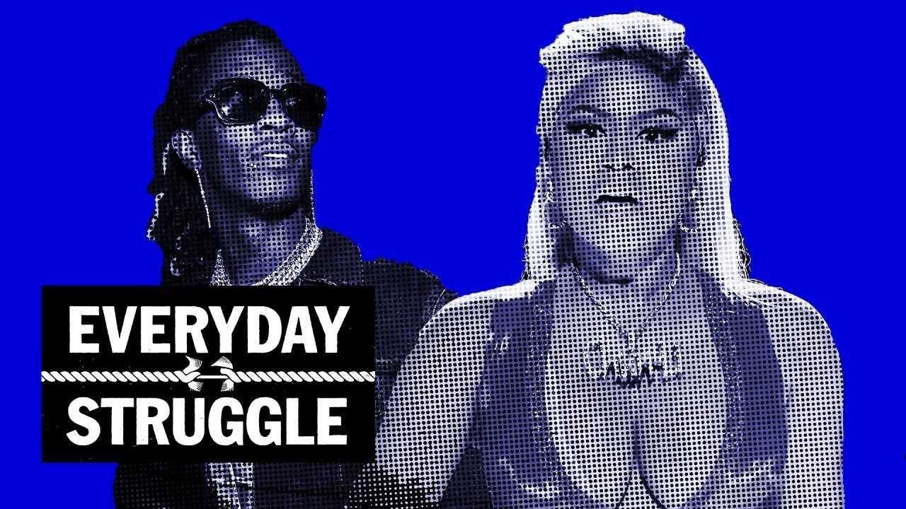 Nicki Minaj Having a Breakdown Over Sales? Thug's 'Slime Language' Review | Everyday Struggle