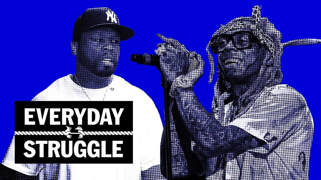 Birdman Publicly Apologizes to Wayne, 50 Cent Drops 'Get the Strap'   Everyday Struggle