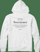 Sweetener Cover Hoodie Shot 2