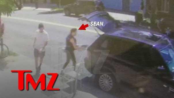 'Ace Ventura' Star Sean Young's Alleged Burglary Caught on Video   TMZ