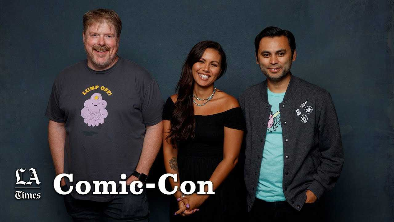 'Adventure Time' team looks back at some of their favorite memories | Comic-Con