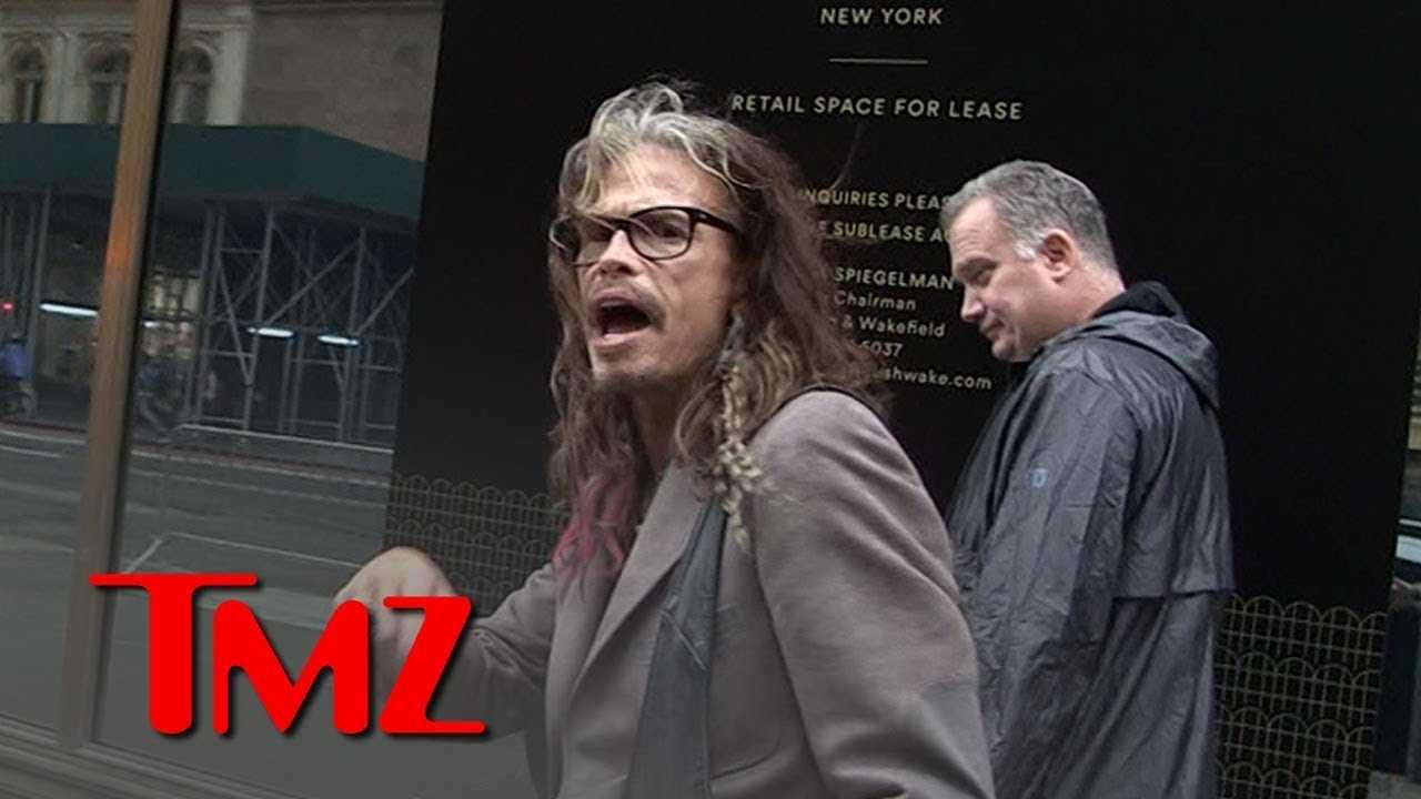 Aerosmith's Steven Tyler Sends Prayers to Gravely Ill Aretha Franklin | TMZ