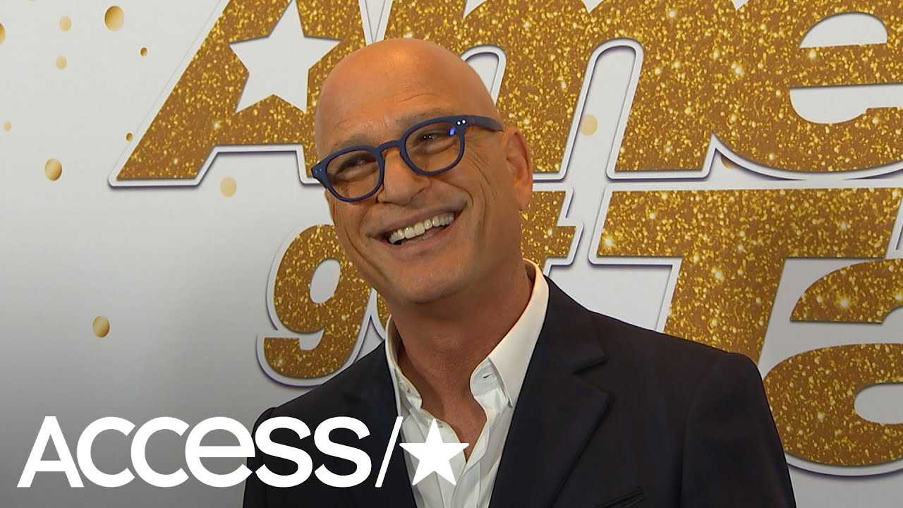 AGT's Howie Mandel On Courtney Hadwin: I Think She's Far Beyond Anything That I've Seen In A Decade