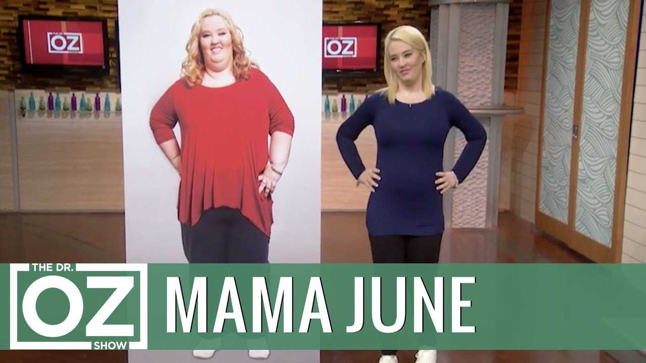 An Exclusive Look at Mama June's 261-Pound Weight Loss