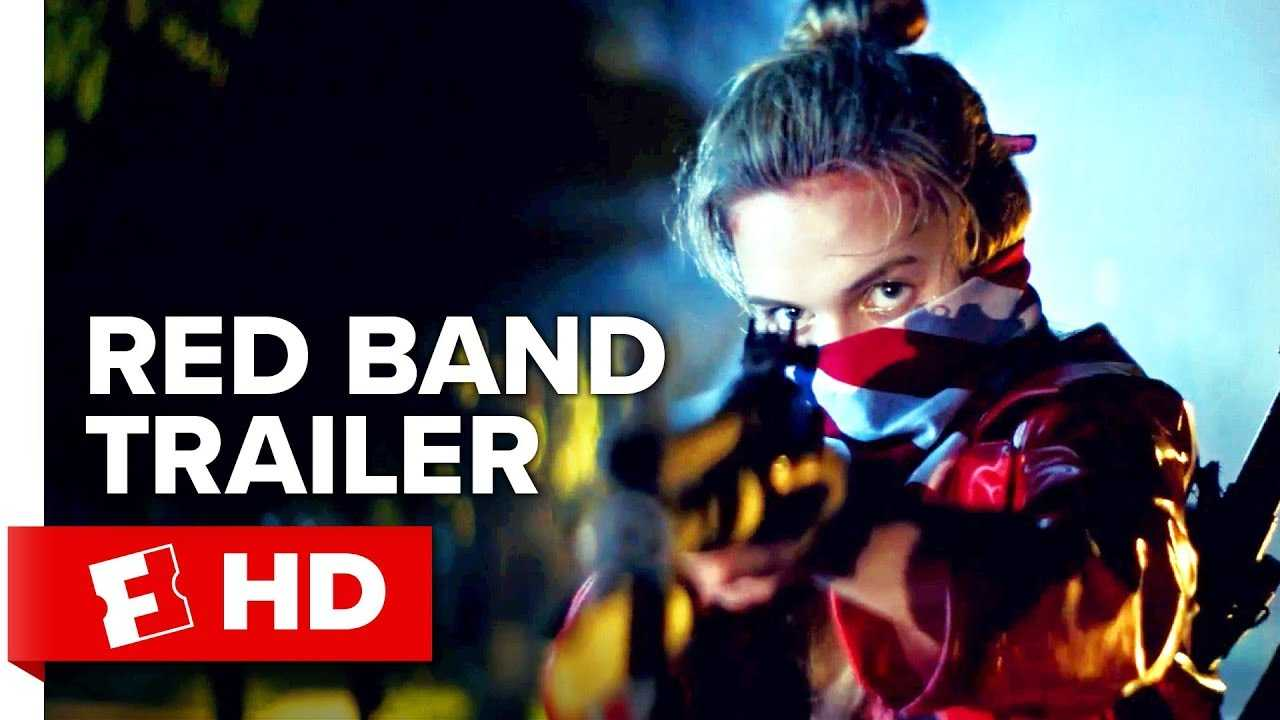 Assassination Nation Red Band Trailer #1 (2018)   Movieclips Trailers