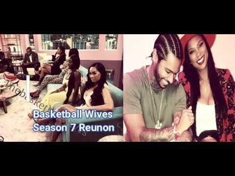 'Basketball Wives' Cast Films Season 7 Reunion Show + Jennifer Skips Reunion & NOT Dating Ryan